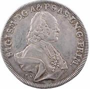 1 Thaler - Sigismund von Schrattenbach – obverse