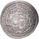 ½ Thaler - Max Gandolf von Kuenburg – obverse