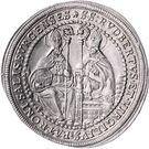 ½ Thaler - Max Gandolf von Kuenburg – reverse