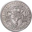 ½ Thaler - Franz Anton von Harrach – obverse