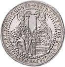 ½ Thaler - Franz Anton von Harrach – reverse