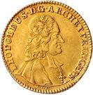 1 Ducat - Leopold Anton von Firmian – obverse