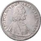 1 Thaler - Leopold Anton von Firmian – obverse