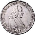 1 Thaler - Jakob Ernst von Liechtenstein – obverse