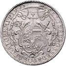 1 Thaler - Jakob Ernst von Liechtenstein – reverse