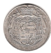 1 Thaler - Hieronymus von Colloredo -  reverse