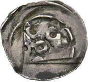1 Pfennig - Rudolf von Hoheneck (Krems - Friesach) -  reverse