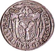 2 Kreuzer - Franz Anton von Harrach -  obverse