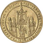 4 Ducat - Paris von Lodron (Consecration) – reverse