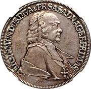 1 Thaler - Sigismund von Schrattenbach (type 7) -  obverse