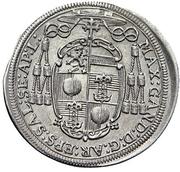 15 Kreuzer - Max Gandolf von Kuenburg -  obverse