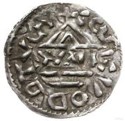 Denarius - Henry II -  reverse