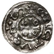 Denarius - Henry II – reverse