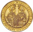 10 Ducat - Johann Ernst von Thun – reverse