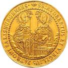 12 Ducat - Johann Ernst von Thun – reverse