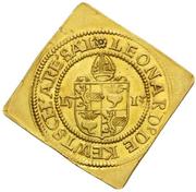 3 Ducat - Leonhard von Keutschach – reverse
