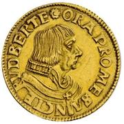 4 Ducat - Leonhard von Keutschach – obverse