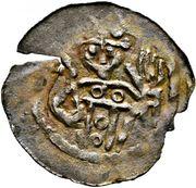 1 Pfennig - Konrad I von Abensberg – obverse