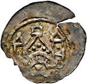 1 Pfennig - Konrad I von Abensberg – reverse