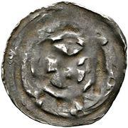 1 Pfennig - Rudolf von Hohenegg – reverse
