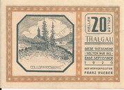 20 Heller (Thalgau) -  obverse