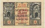 4 Kronen – obverse