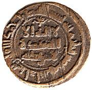 Fals - Nasr II b. Ahmad - 914-943 AD – obverse