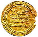 Dinar - Mansur I b. Nuh – obverse