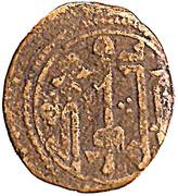 Fals - Nasr I b. Ahmad - 864-892 AD – reverse