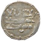 Dirham - Nasr II b. Ahmad (al-Shash mint) – obverse