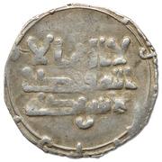 Dirham - Nasr II b. Ahmad - 914-943 AD (al-Shash mint) – obverse
