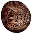 Dirham - Ahmad b. Isma'il (al-Shash mint) – obverse