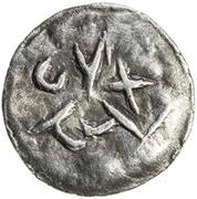1 Obol (Antiochos imitation; Samarqand) – obverse