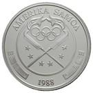25 Dollars (XXIV Olympics) – obverse
