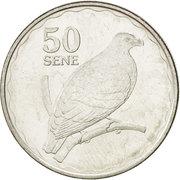 50 Sene - Tui Atua Tupua Tamasese Efi – reverse