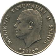 20 Sene - Tanumafili II – obverse