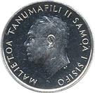 5 Sene - Tanumafili II – obverse