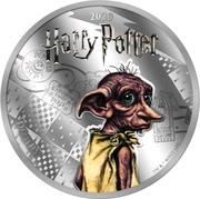 ½ Dollar(Dobby) – reverse