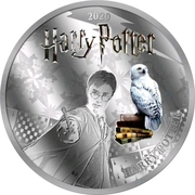 ½ Dollar(Harry Potter) – reverse