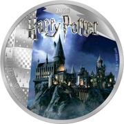 ½ Dollar(Hogwarts) – reverse