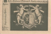 75 Heller (St. Agatha) -  obverse