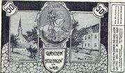 50 Heller (St. Georgen am Walde) -  obverse