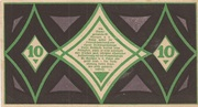 10 Heller (St. Georgen an der Gusen) – reverse