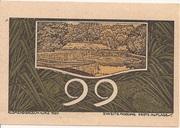 99 Heller (St. Georgen an der Gusen) -  obverse