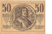 50 Heller (St. Georgen und Tollet) – reverse