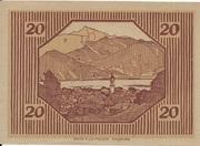 20 Heller (St. Gilgen) – reverse