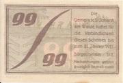 99 Heller (St. Johann am Walde) -  reverse