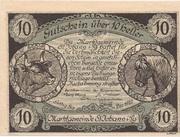 10 Heller (St. Johann im Pongau) – obverse