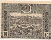 10 Heller (St. Johann im Pongau) – reverse