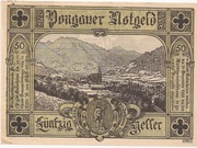 50 Heller (St. Johann im Pongau) – reverse